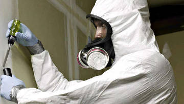 Asbestos Inspection in Burke, VA