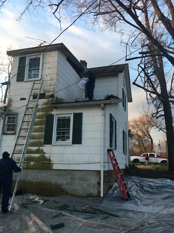 Asbestos Testing And Removal Photos Envirotex Northern