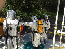 Meth & Drug Lab Cleanup Photos