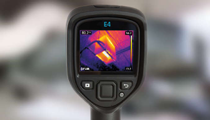 New at Envirotex: Thermal Imaging